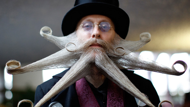 Beard World Championship 2013