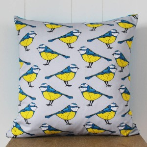 original_bold-blue-tit-cushion