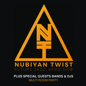 Nubiyan Twist - Yellow Arch