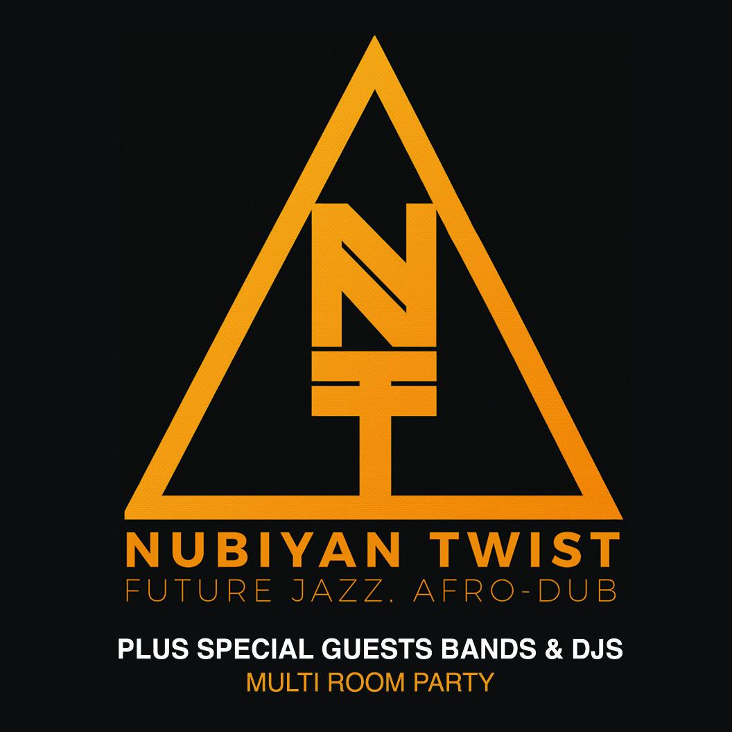 Nubiyan Twist - Yellow Arch